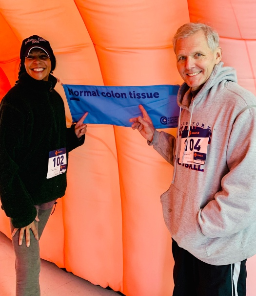 Fighting Colon Cancer Through Awareness March Fourth 5k And Family Fitness Day Rockette Jenn